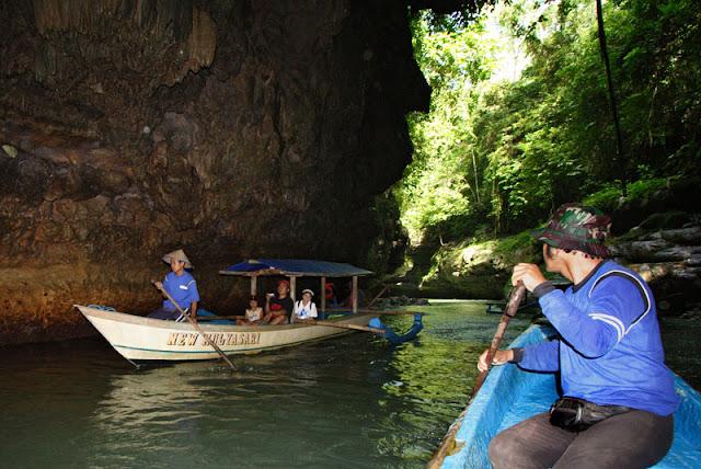 Objek Wisata Green Canyon Pangandaran Jawa Barat 2