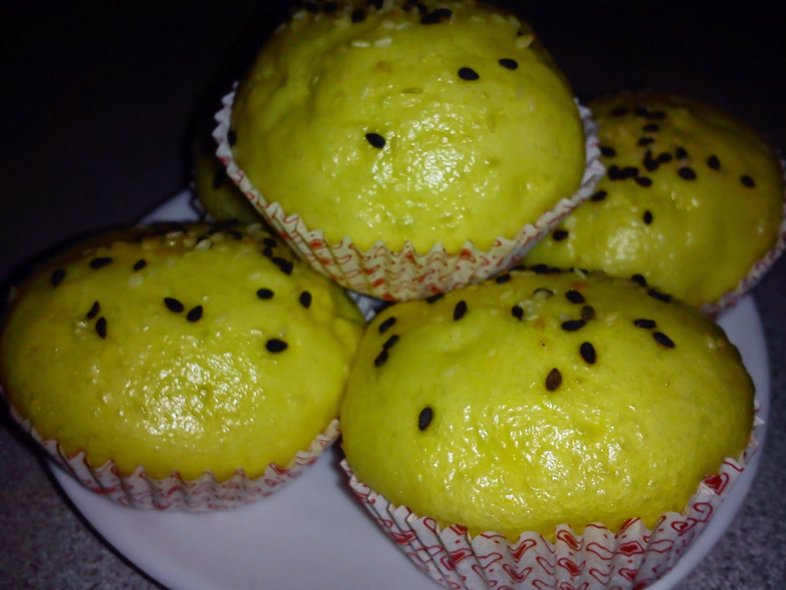 Cooking Pleasure: PUMPKIN STEAMED BAOS