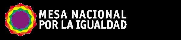 Mesa Nacional por la Igualdad