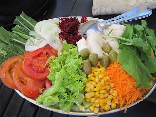 vegan salad brazil