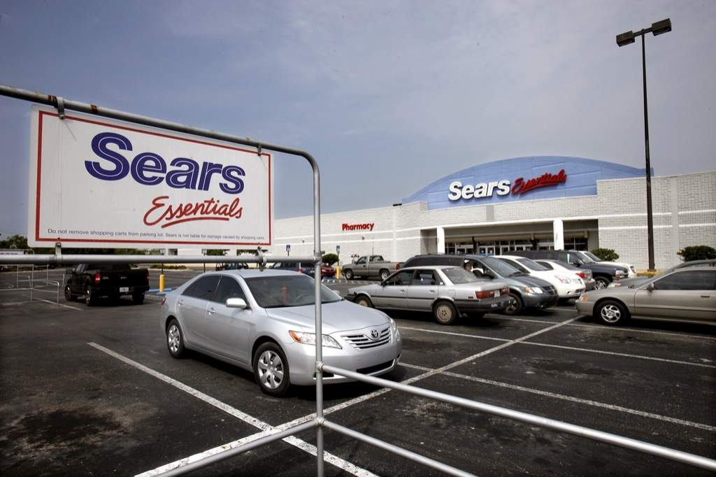 Merger Kmart Sears