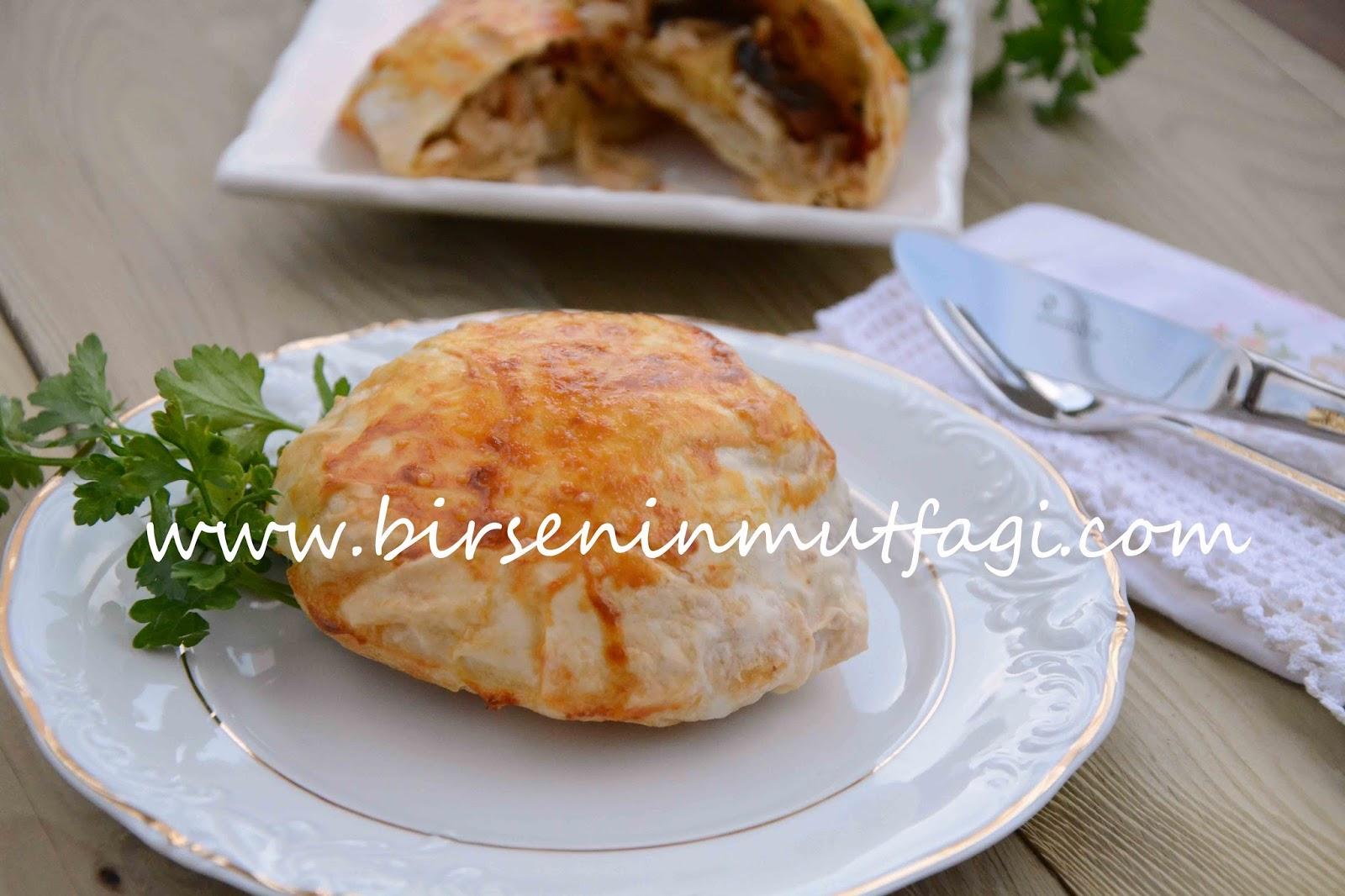 Pirinçli Börek Tarifi