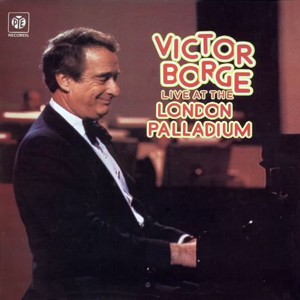 vintage stand-up comedy  victor borge