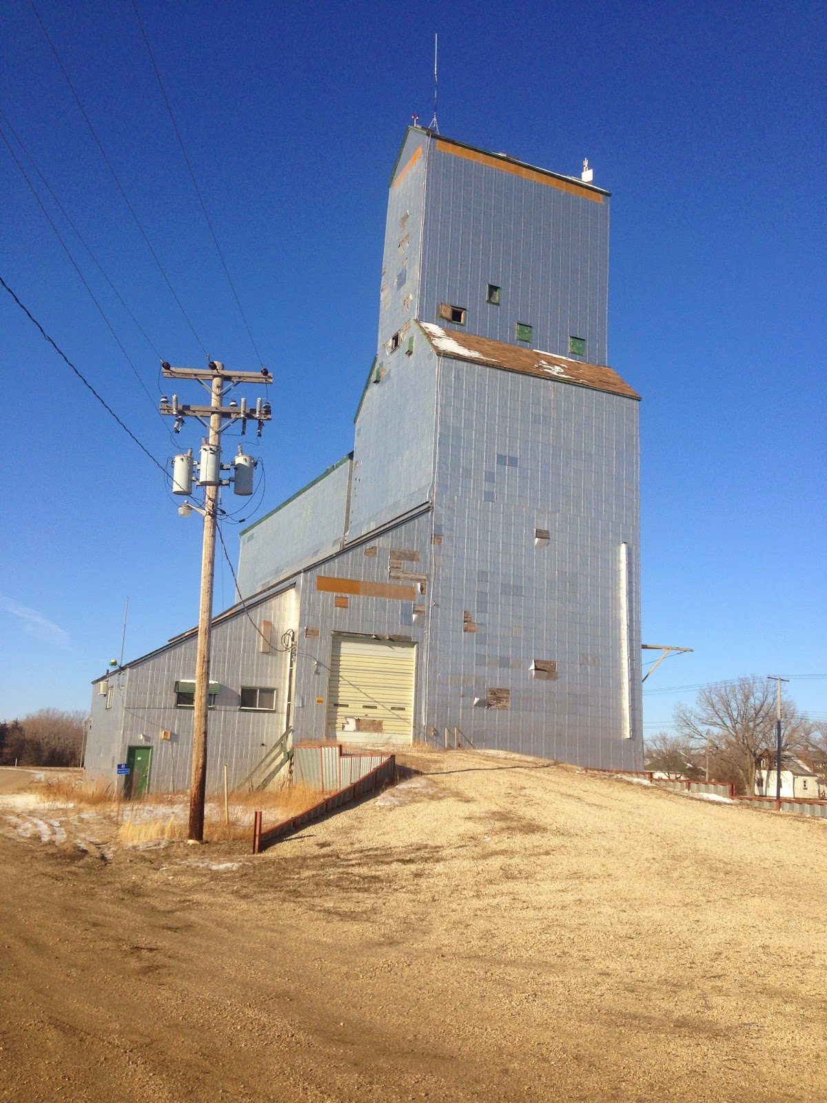 Royal lepage carman grain elevator for sale in lowe farm Elevators for sale