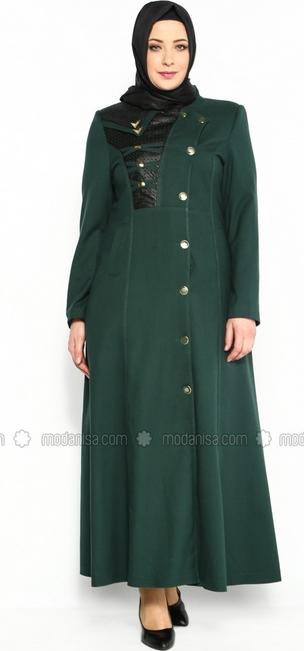 Trend Baju Muslim Trendy untuk Wanita Gemuk