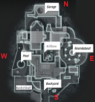 Raid: a great small/medium sized map go better your kill death ratio