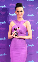 Katy Perry is launching her new fragrance