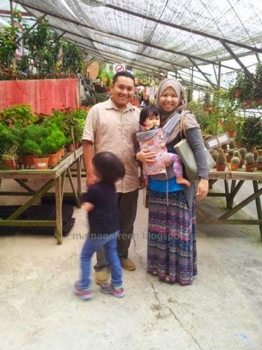 Dunia Sebenar Disebalik Bergambar Bersama Keluarga