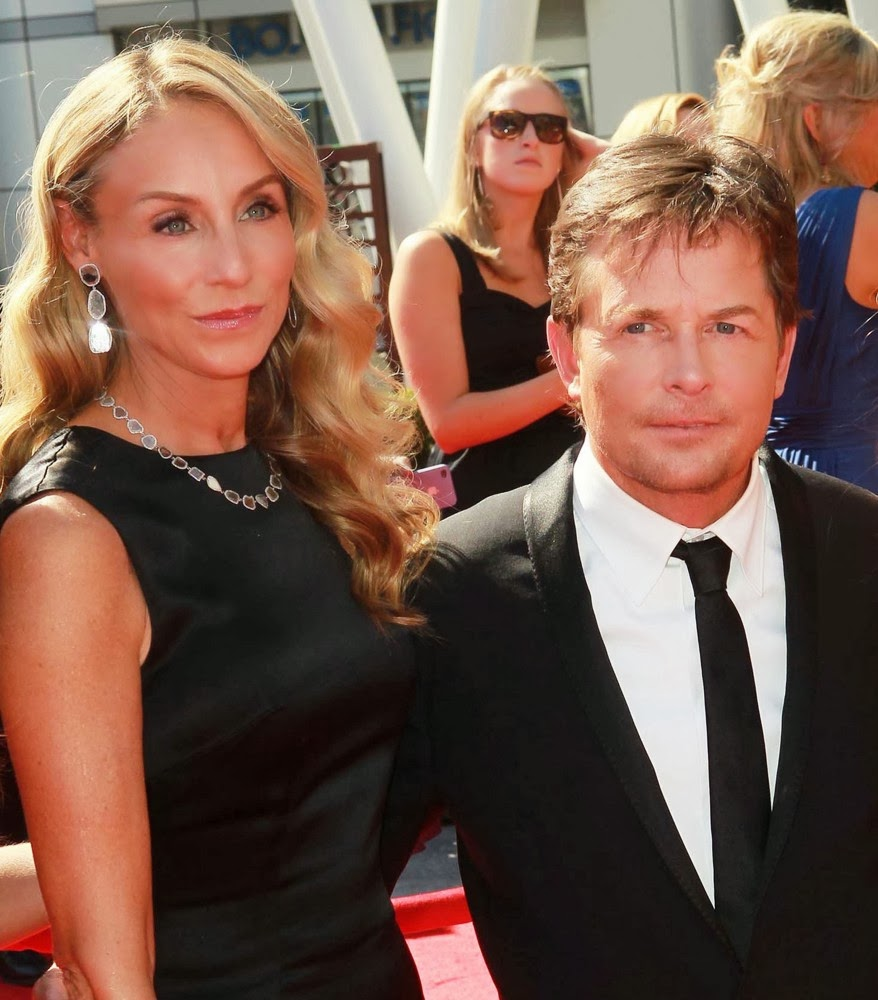 Famous celebrity couples with long lasting marriages for Michael j fox and tracy pollan love story