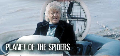 Thanks to the BBC Website for this image: http://www.bbc.co.uk/doctorwho/classic/episodeguide/planetofspiders/