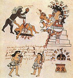 sacrificios humanos en mexico
