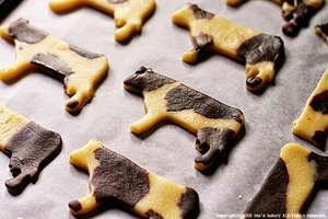 Milk Cow Cookies (Bánh Quy Bò Sữa)