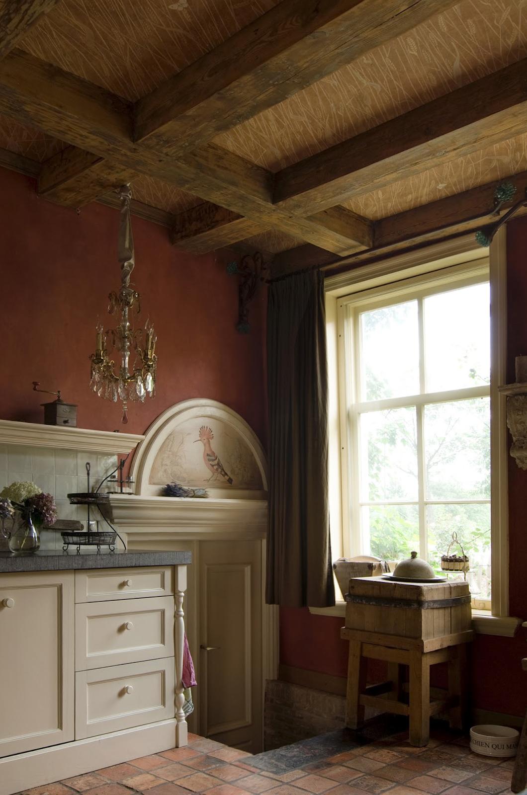 Engels Keuken Behang : Peter Korver Amsterdam Fine Art Interiorworks PEARL