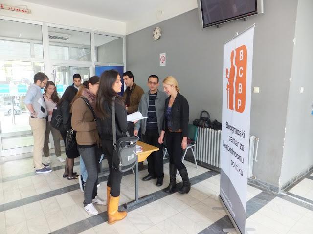 Beogradski centar za bezbednosnu politiku - konkurs za stažiranje