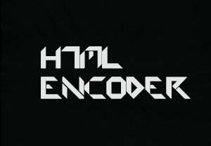 HTML Encoder/Decoder