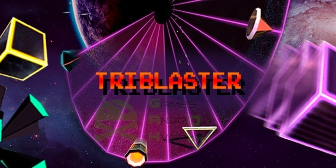 TriBlaster Apk v1.1 + Data Full