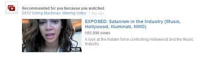 satanism illumanit NWO -- WTF?!