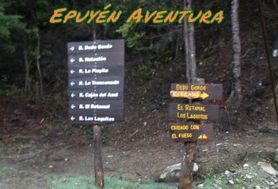 Hacia Refugio Los Laguitos - El Bolsón - Comarca Andina - Epuyén Aventura Guía
