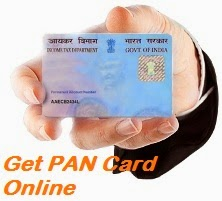 income tax india online pan application