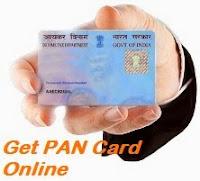 Get pan card online image