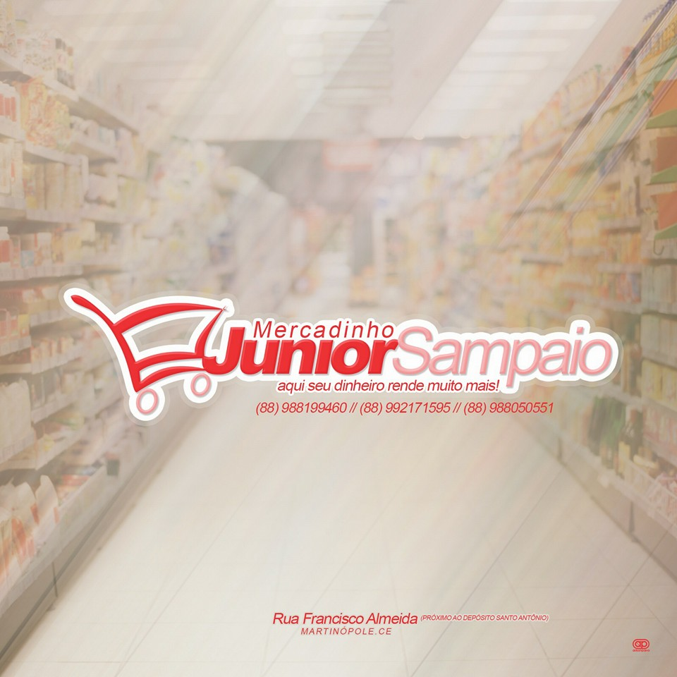 Mercadinho Junior Sampaio