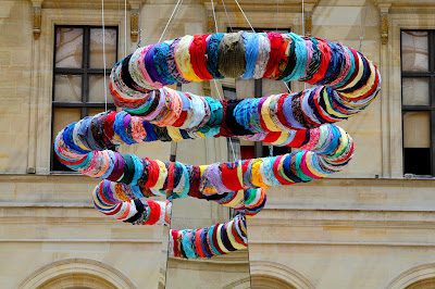 Michelangelo Pistoletto Exhibition: Year 1: Earthly Paradise; Louvre, Paris - 2013