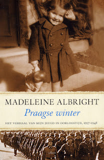 Praagse Winter Madeleine Albright cover
