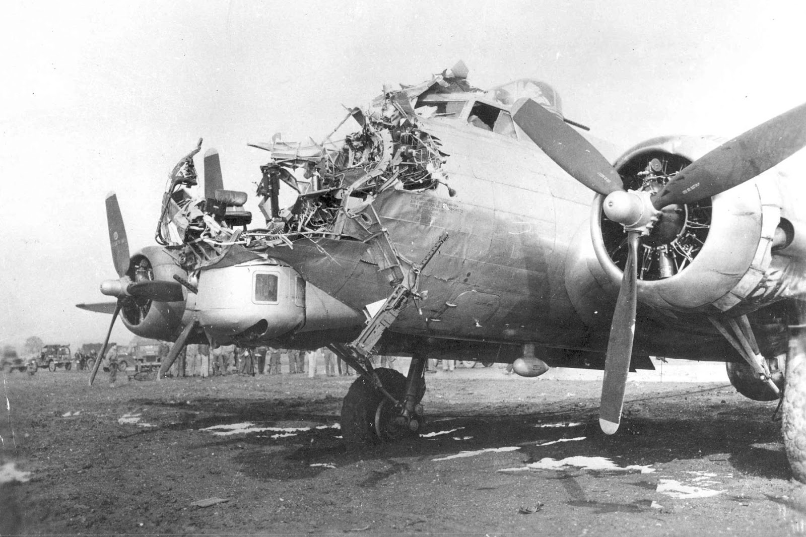 Heroes, Heroines, and History: The Amazing B-17 Bomber in WWII