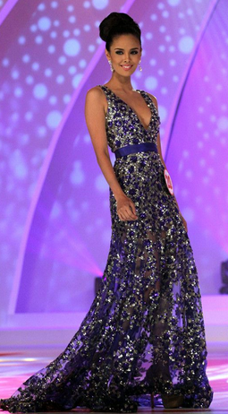Miss World 2013 Megan Young