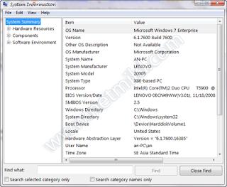 Sistem Informasi 32Bit