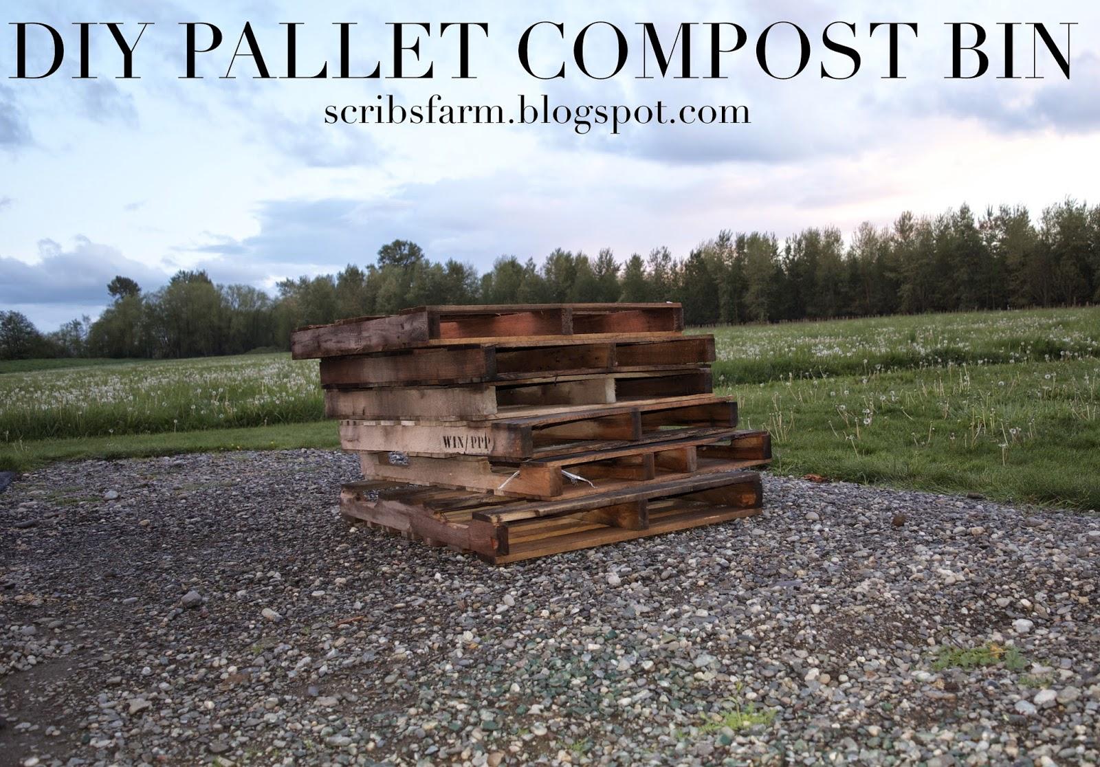 6 pallet compost