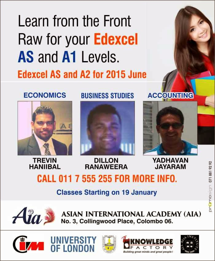 Learn from the Front Raw for your Edexcel AS and A1 Levels.