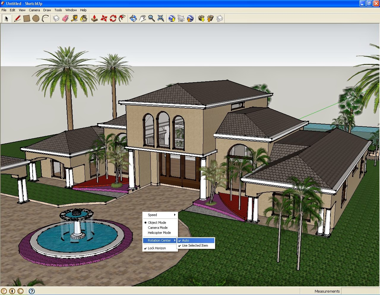 Google sketchup pro 2014 crack ativador completo e for Google house design