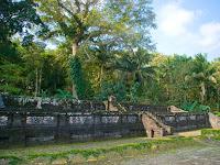 Candi Gembirowati Pesanggrahan Sultan Hamengkubuwono II