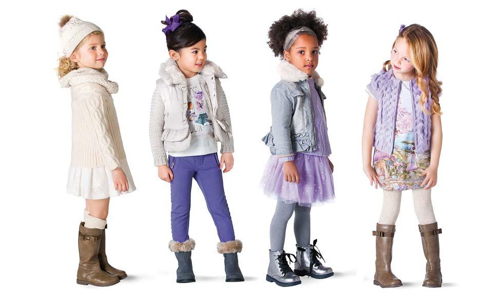 Одежда Для Детей Осень Зима