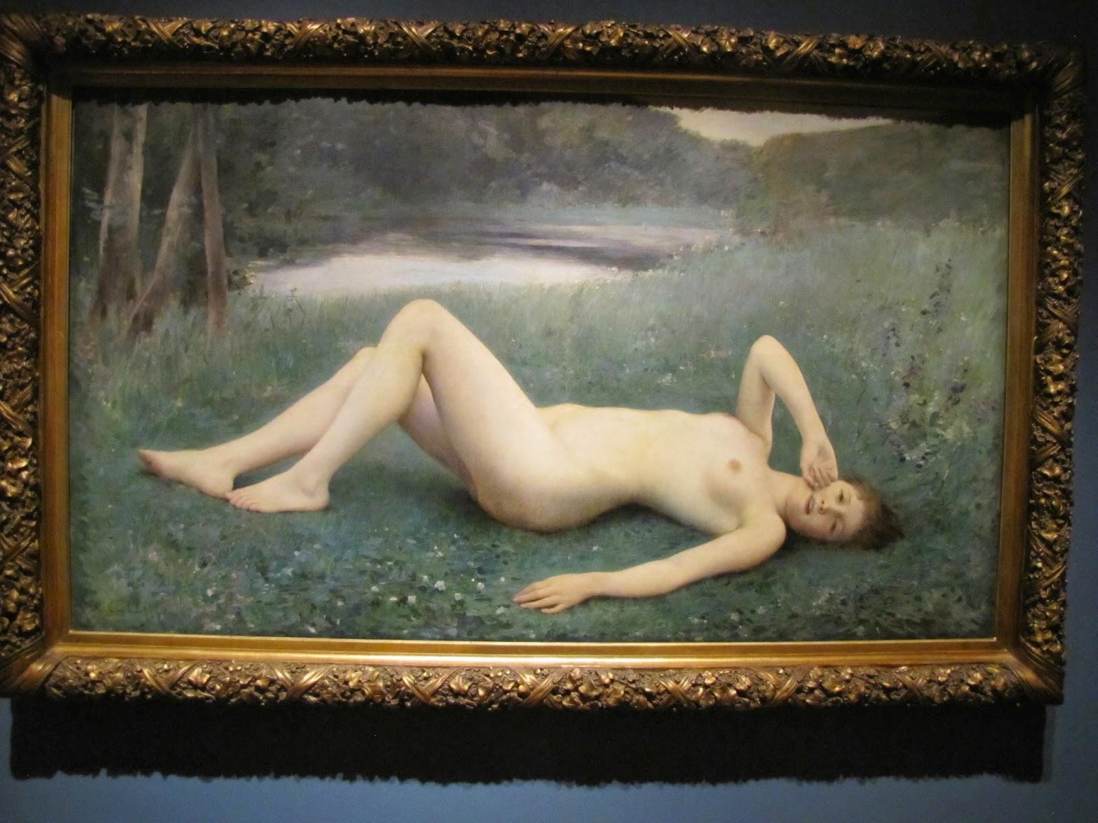 Desnudo intermitente en viena