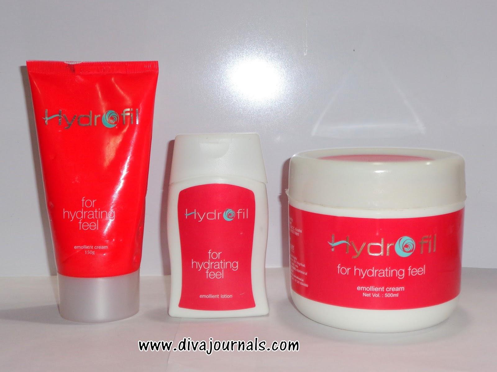 Hydrofil Emollient Cream & Moisturizing Lotion Reviews