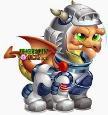 Dragão Astronauta