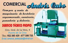 Comercial  Andrés Cabo