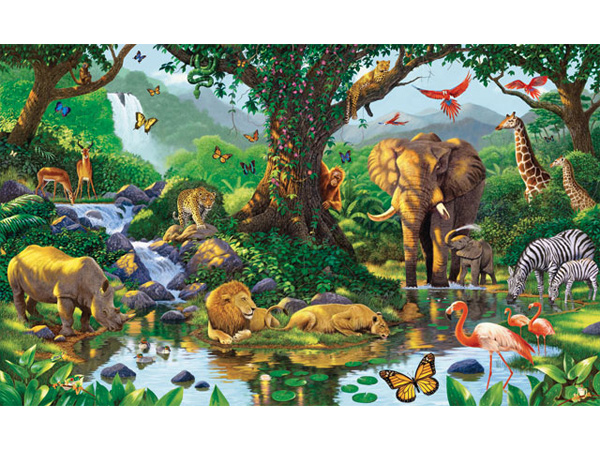 The Rebel Reader: Rudyard Kipling's The Jungle Books