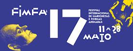FIMFA Lx17 - Festival Internacional de Marionetas e Formas Animadas Lisboa - 11 a 28 de Maio 2017