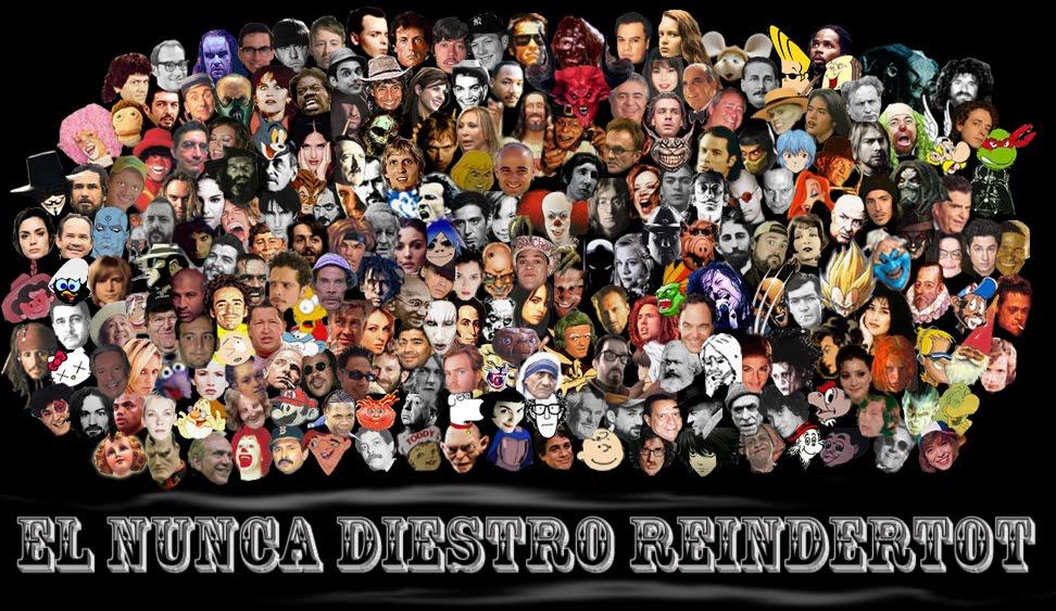 EL NUNCA DIESTRO REINDERTOT