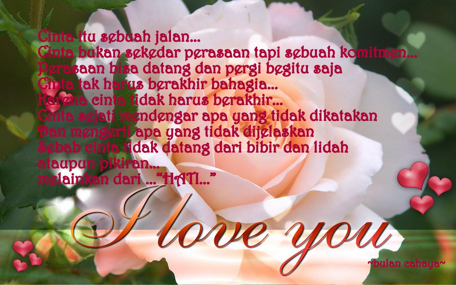 Kata mutiara cinta terindah 2012