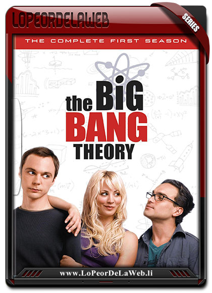La Teoria del Big Bang - Temporada 1 - 720p - Latino [Mega]