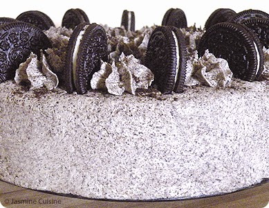 Recette gateau au chocolat avec oreo