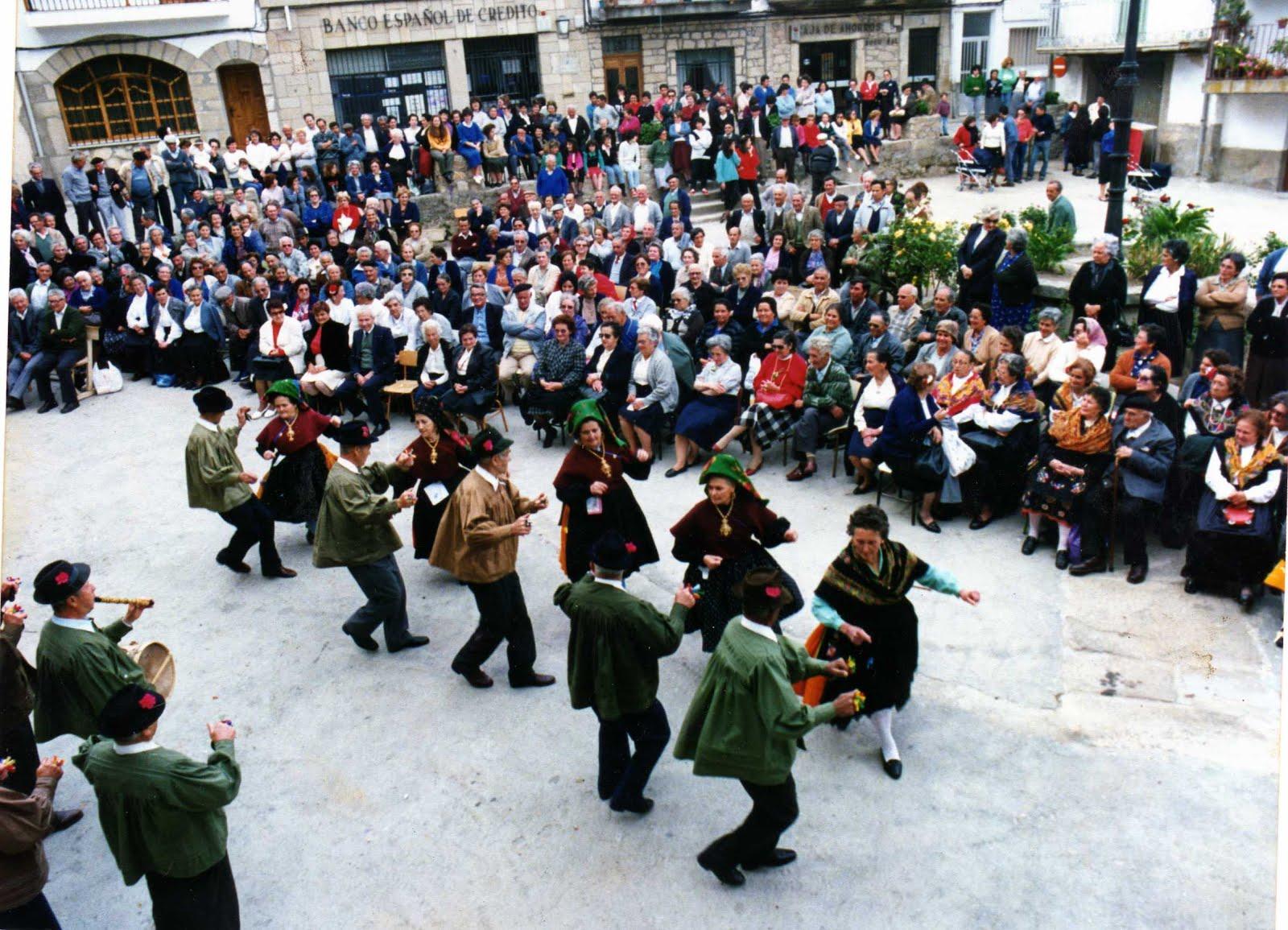 Canciones y coplas de Montehermoso