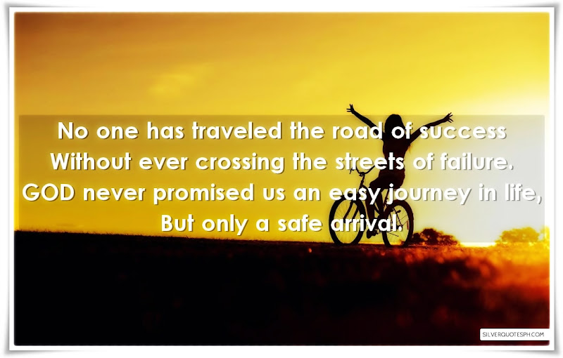 No One Has Traveled The Road Of Success Without Ever Crossing The Street Of Failure, Picture Quotes, Love Quotes, Sad Quotes, Sweet Quotes, Birthday Quotes, Friendship Quotes, Inspirational Quotes, Tagalog Quotes