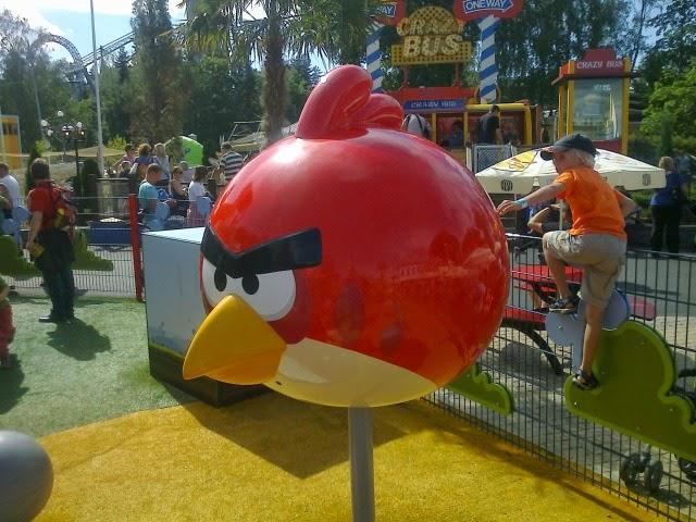 Playeras, Juegos de Mesa y Case para Moviles y Tablets de Angry Birds Go!