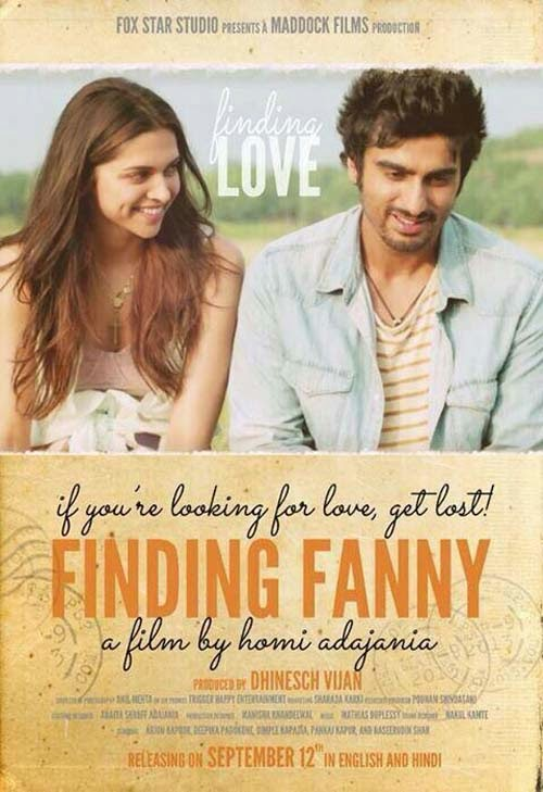 Watch Finding Fanny (2014) Hindi Non Retail DVDRip Full Movie Watch Online Free Download
