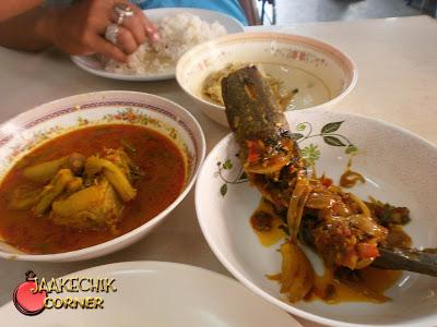 nuri corner, restoran nuri corner, tempat makan best di gombak,
